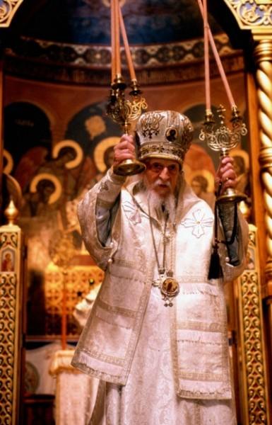 Кратко житије блаженог схи-архиепископа Антонија Западно-Америчког (Медведева)