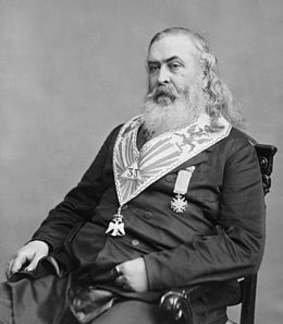 Albert Pike - Brady-Handy