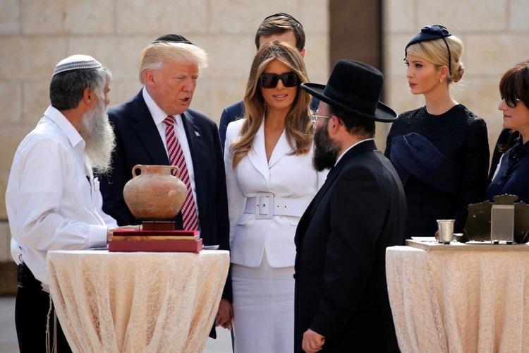 Шта стоји иза Трампове одлуке о Јерусалиму као престоници?