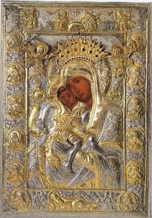 Спољашњи изглед и понашање Пресвете Богородице
