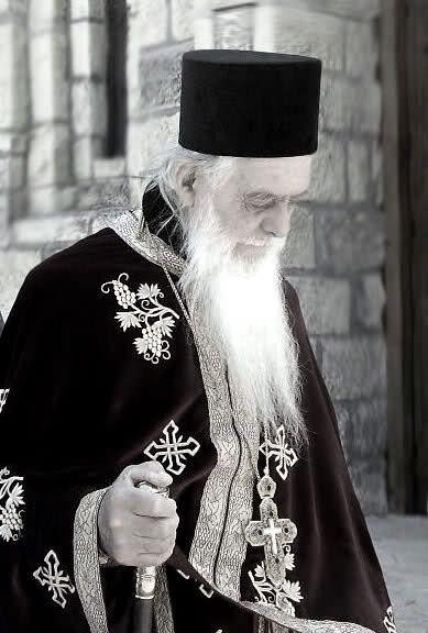 Уснуо у Господу и отац Јован игуман Манастира Тресије